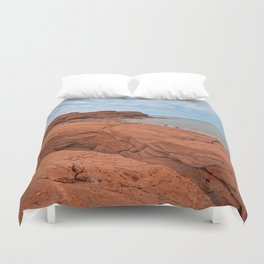 PEI North Cape Duvet Cover