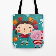 Lolita and friends Tote Bag
