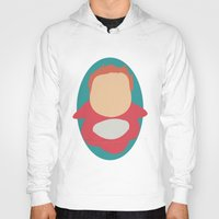 ponyo Hoodies featuring Ponyo by Polvo