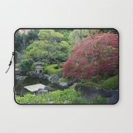 Japanese Garden Laptop Sleeve