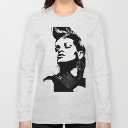 Rihanna. Long Sleeve T-shirt