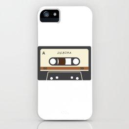 Debora iPhone Case