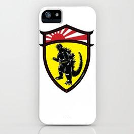 JDM Badge iPhone Case