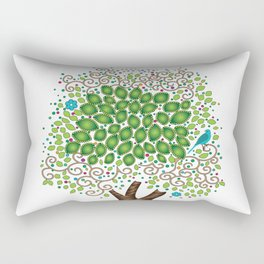 Enchanted Tree Rectangular Pillow