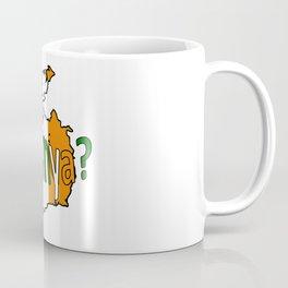 Irishinya St Paddys Day Fun Coffee Mug