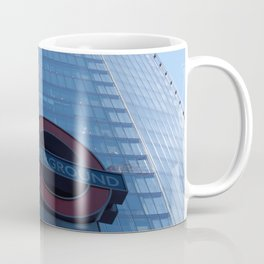 The shard in #London Coffee Mug