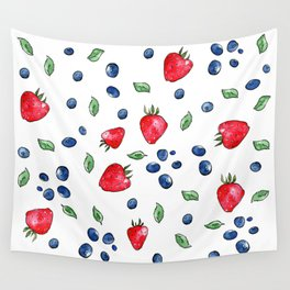 Summer mode on Wall Tapestry
