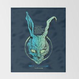 Donnie Darko Lifeline Throw Blanket