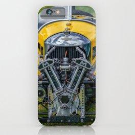 Morgan 3 Wheeler iPhone Case