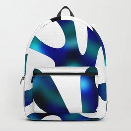 Seaweed Glow Ocean Backpack