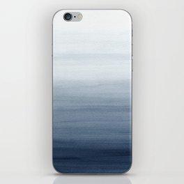 Ocean Watercolor Painting No.2 iPhone Skin