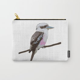 Kookaburra, Kingfisher Bird Carry-All Pouch