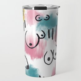 Boobs Travel Mug
