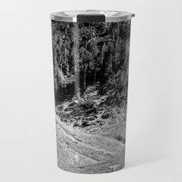 Backpack Travels in the French Pyrénées Travel Mug