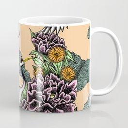 Cranes (Pink) Coffee Mug