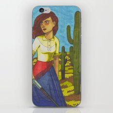 Pearl of Arizona iPhone & iPod Skin