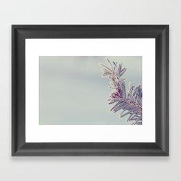 like sugar Framed Art Print