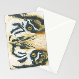 Tiger's Gaze Stationery Cards
