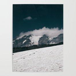 Mount Rainier VI Poster