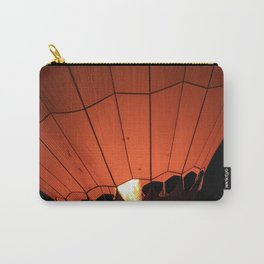 Burning Brightly Carry-All Pouch
