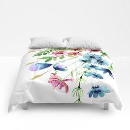 Springtime II Comforters