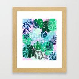 Cocktail for me, please Framed Art Print
