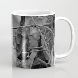Dark Bat Laughs Coffee Mug