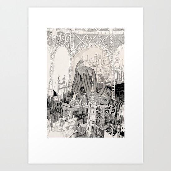 Judith Art Print