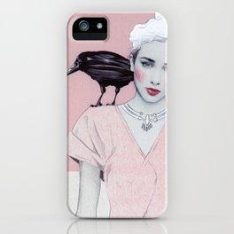 Pracilla iPhone Case