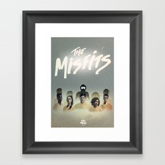 Misfits Print Framed Art Print
