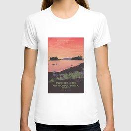 Pacific Rim National Park Reserve T-shirt
