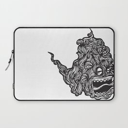 Hairy Smoke Bastard #1 Laptop Sleeve