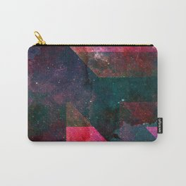 Pink Nebulae Carry-All Pouch