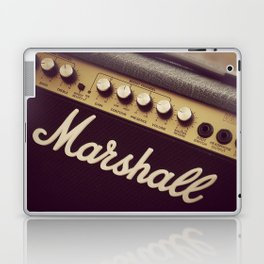 Marshall Laptop & iPad Skin