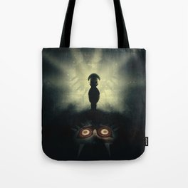 Ben Drowned/You Shouldn't Have Done That Tote Bag