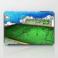 brasil iPad Cases featuring Brasil by Henrique Abreu