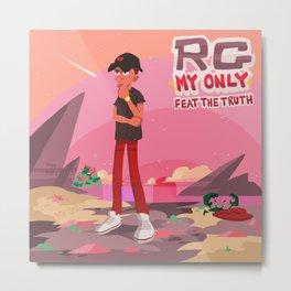 RG - My Only Metal Print