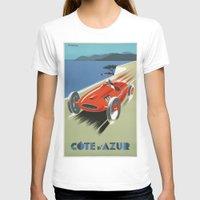 car T-shirts featuring CAR by Kathead Tarot/David Rivera