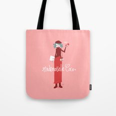 Mademoiselle Coco Tote Bag