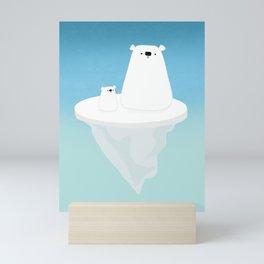 Mama Bear Mini Art Print