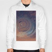 nasa Hoodies featuring eye in the sky, eye in the desert (nasa #01) by _mackinac