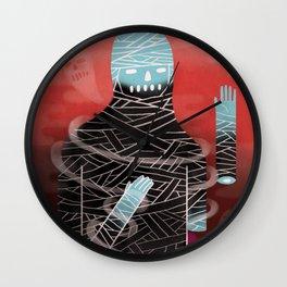 Phantom Limb Wall Clock