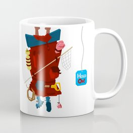 Hiker Coffee Mug
