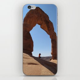 Framed - Delicate Arch iPhone Skin