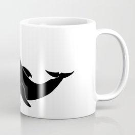 Short-finned pilot whale Coffee Mug