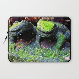 The Frog Princes Laptop Sleeve