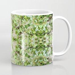 Kaleidoscope of Rainforest Flowers Coffee Mug