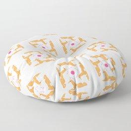 Royal Shiba Floor Pillow