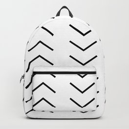 Abstract Arrows Backpack