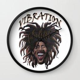 Vibration Positive Wall Clock